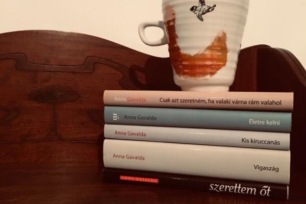Gavalda könyvajánló